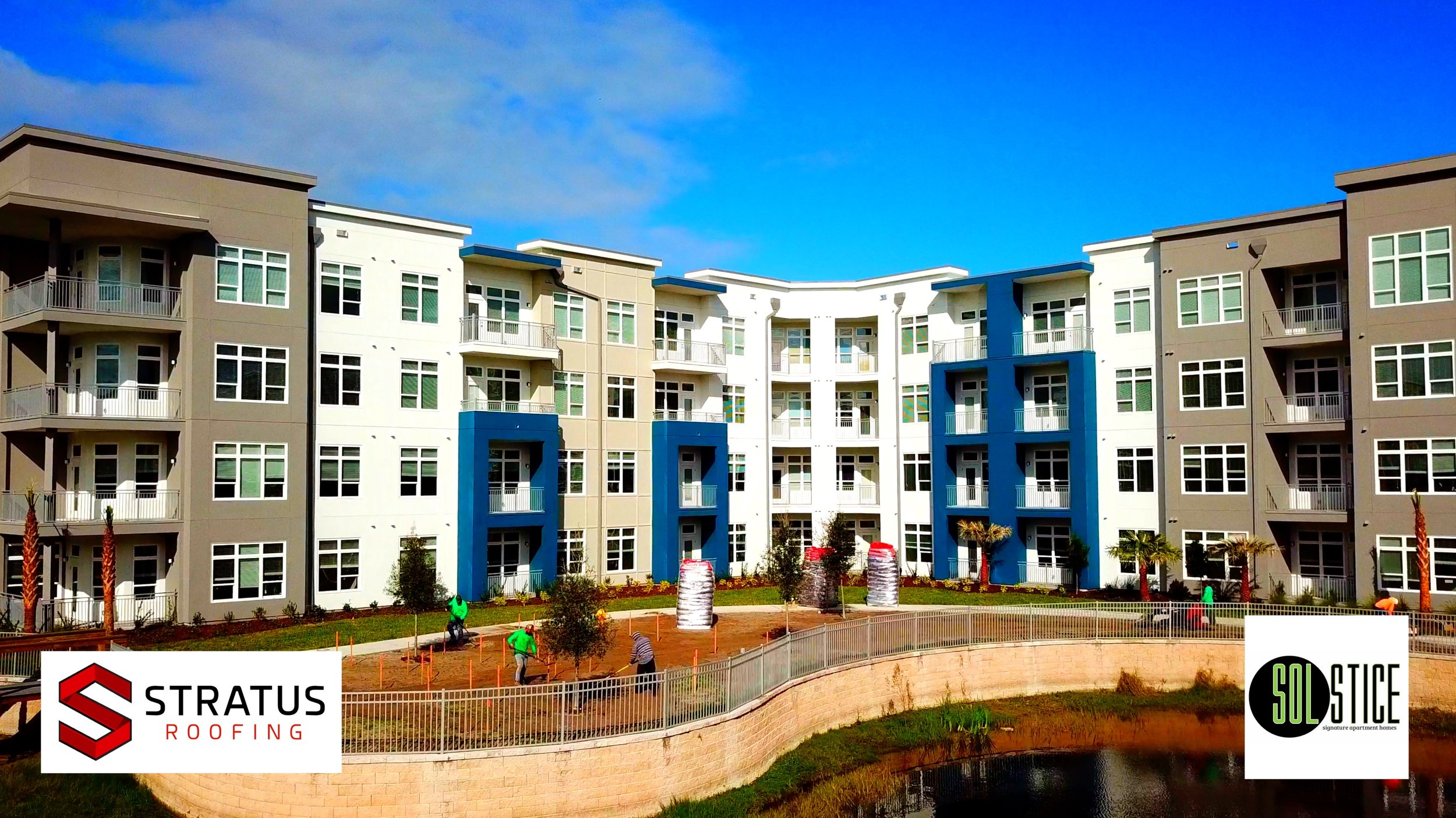 Property Summary - Solstice Apartments is the newest mid-rise luxury apartment community in the International Drive neighborhood of Orlando, Florida. Solstice Apartments is home to 309 luxury apartment homes and rich in best-in-class signature amenities. From the zero-entry pool, to the expansive exercise room with indoor hot and cold plunge pools, to the resident game room with an indoor golf simulator, Solstice will offer it all. Welcome to Solstice Apartments, a Northwood Ravin signature community. - SolsticeOrlando.com