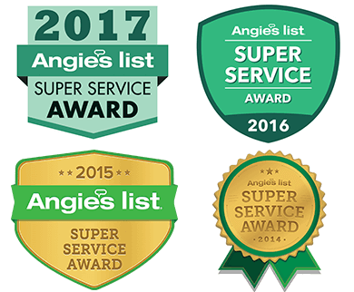 Angies List Super Service Award Winner Stratus Construction & Roofing