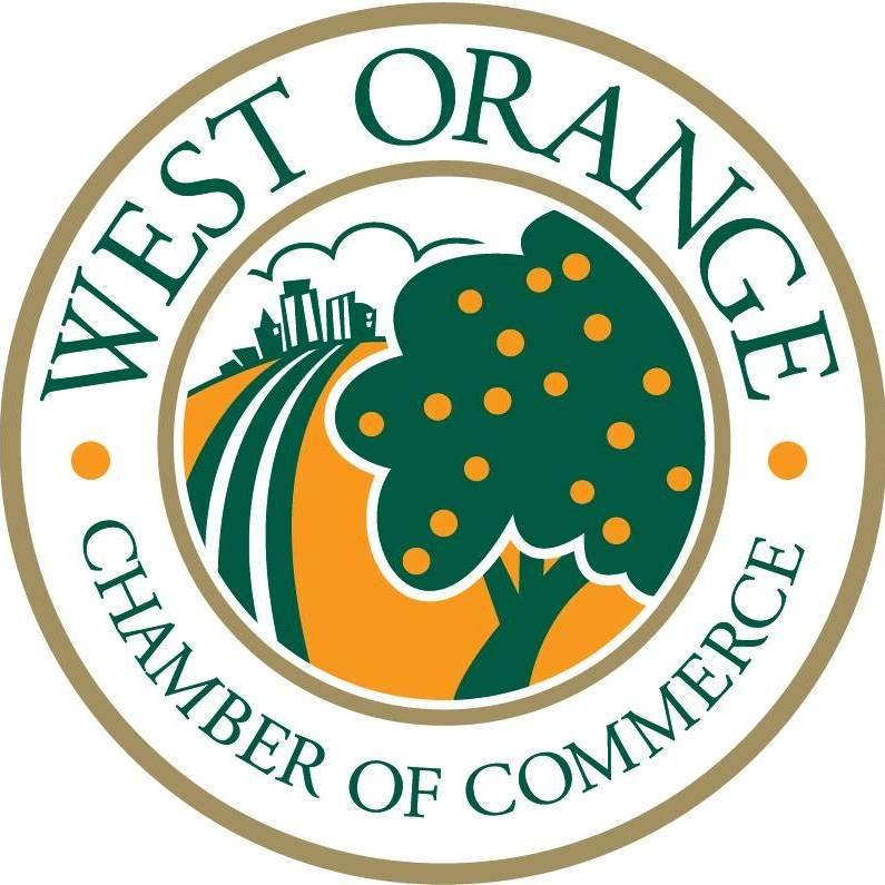 West Orange Chamber of Commerce logo Stratus Roofing member 2019.jpg