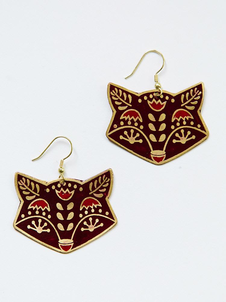 Mata Traders (fair trade) earrings