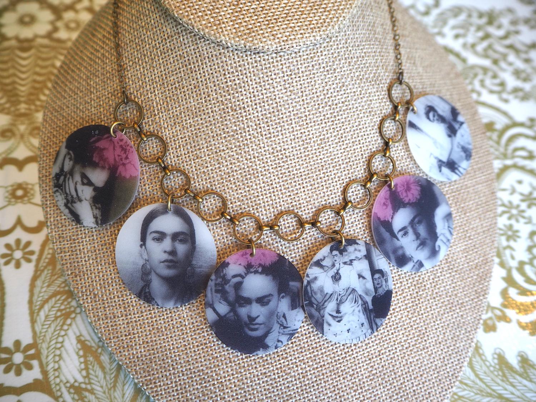 Beijo Brasil Frida Necklace
