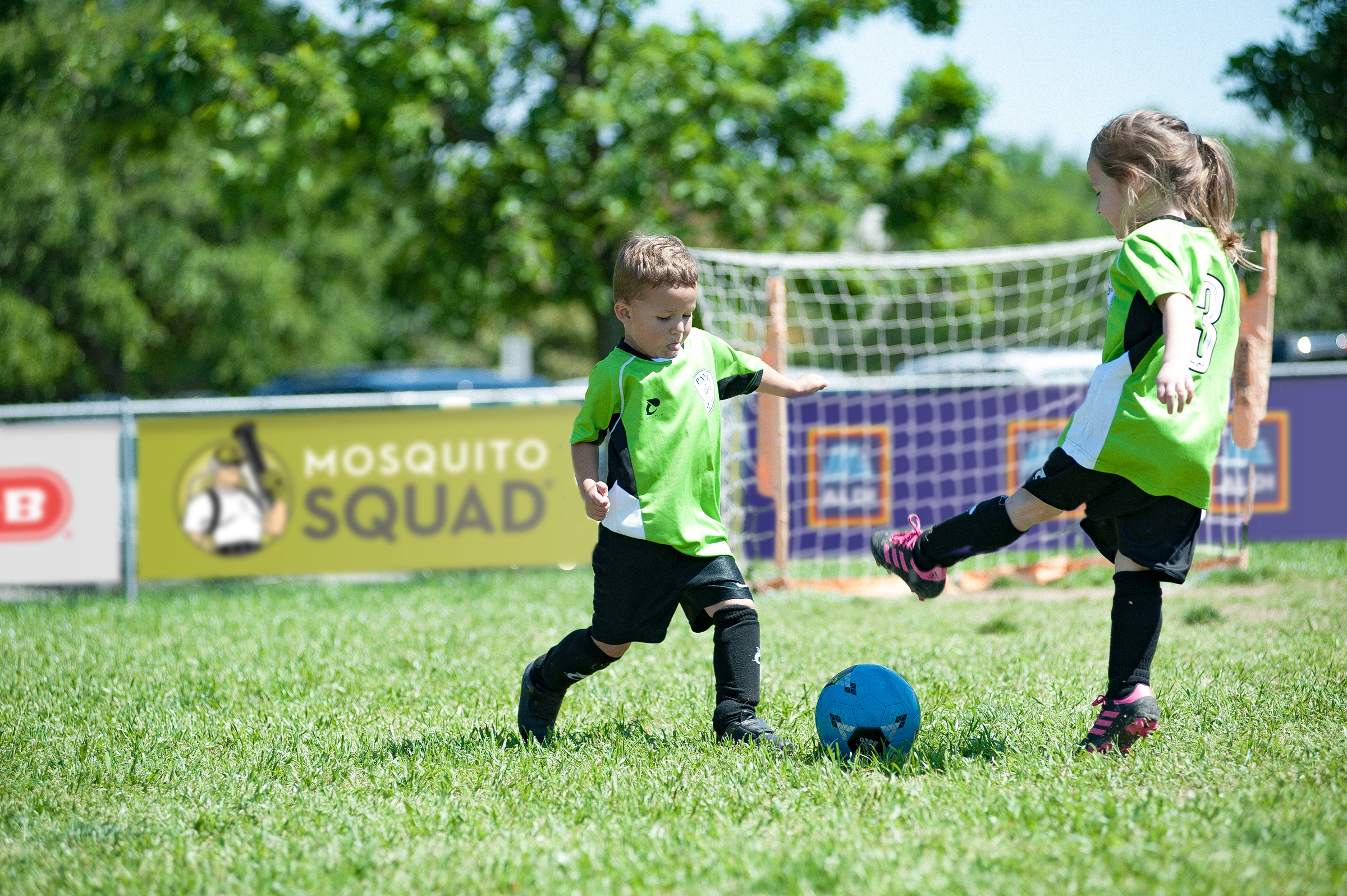 Community Partner Packages - Support youth soccer in our community while also promoting your business to future customers.