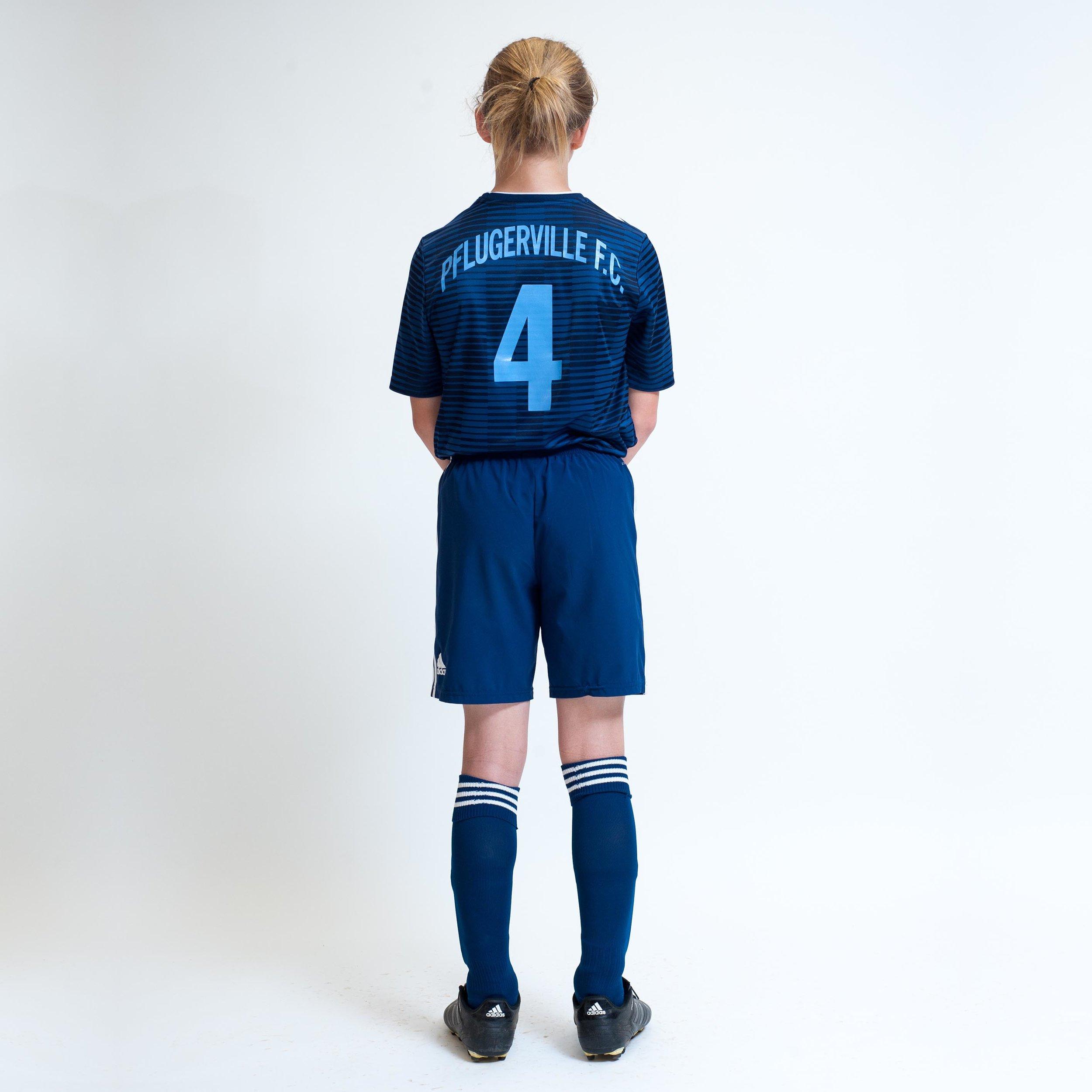Pflugerville FC Select: Home (back)