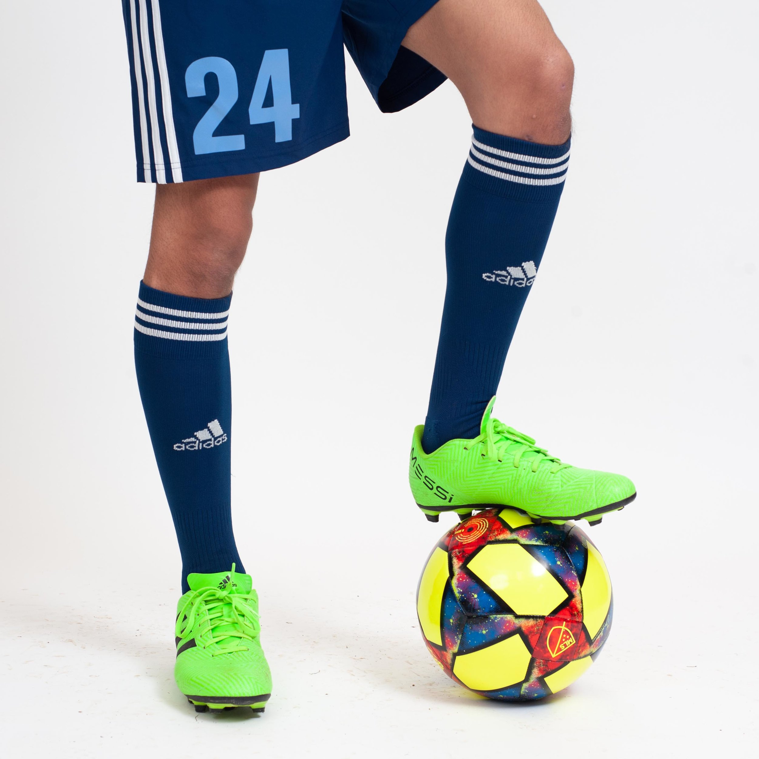 Pflugerville FC Select: Home (shorts & socks)