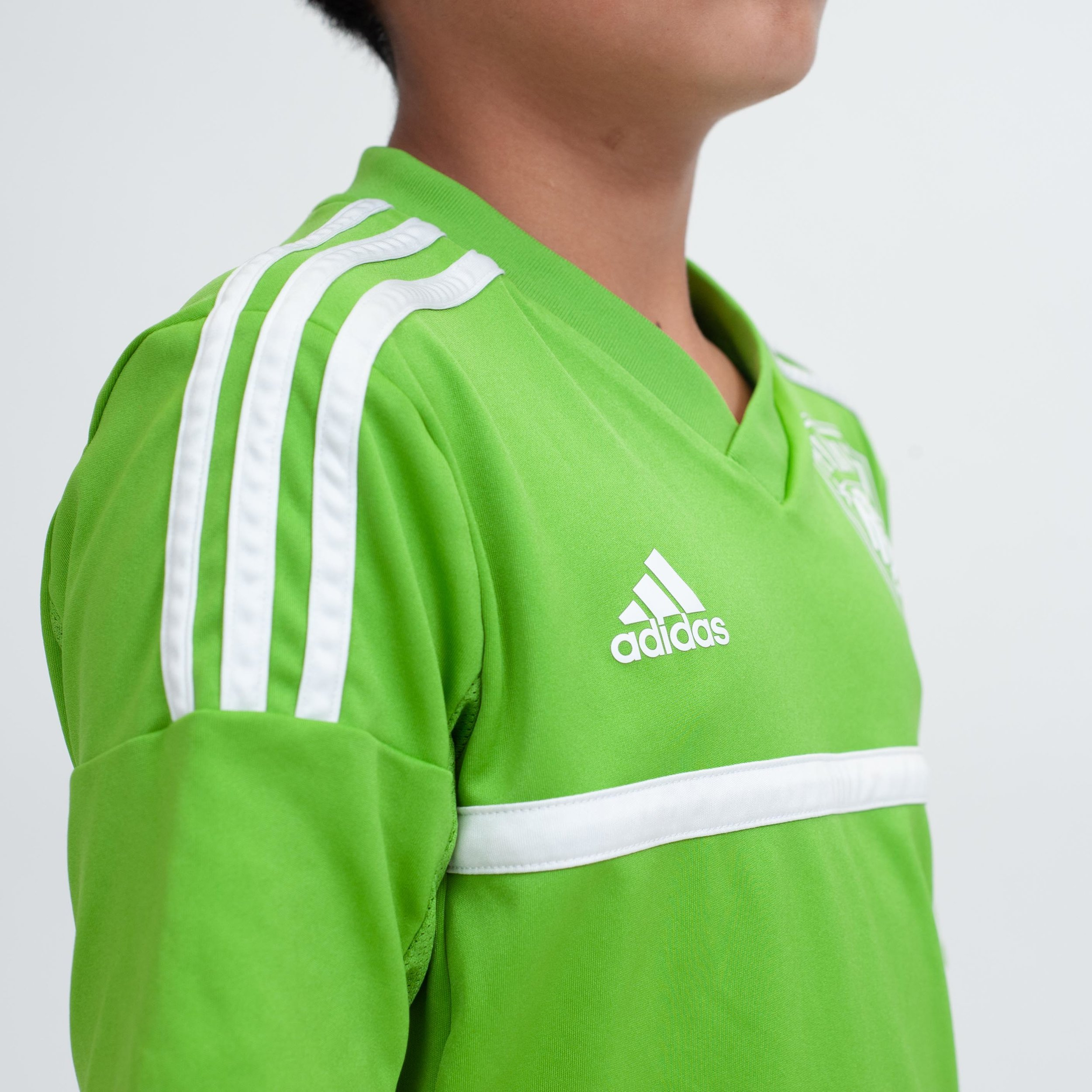 Pflugerville FC Select: Practice jersey (front left)