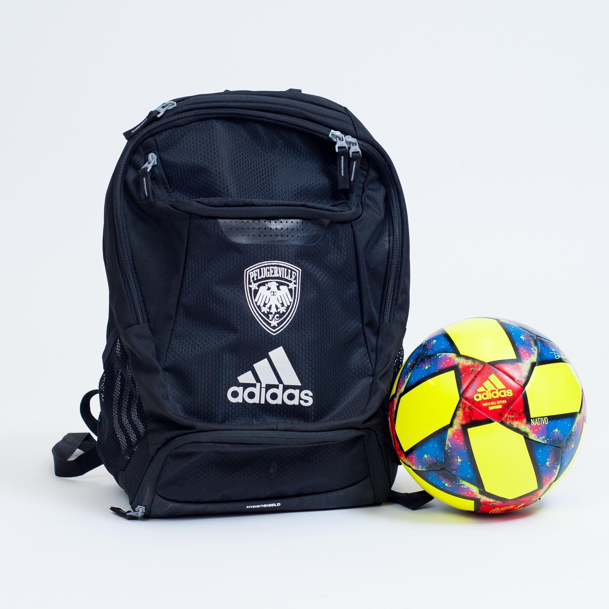 Pflugerville FC Select: Gear bag.  Optional