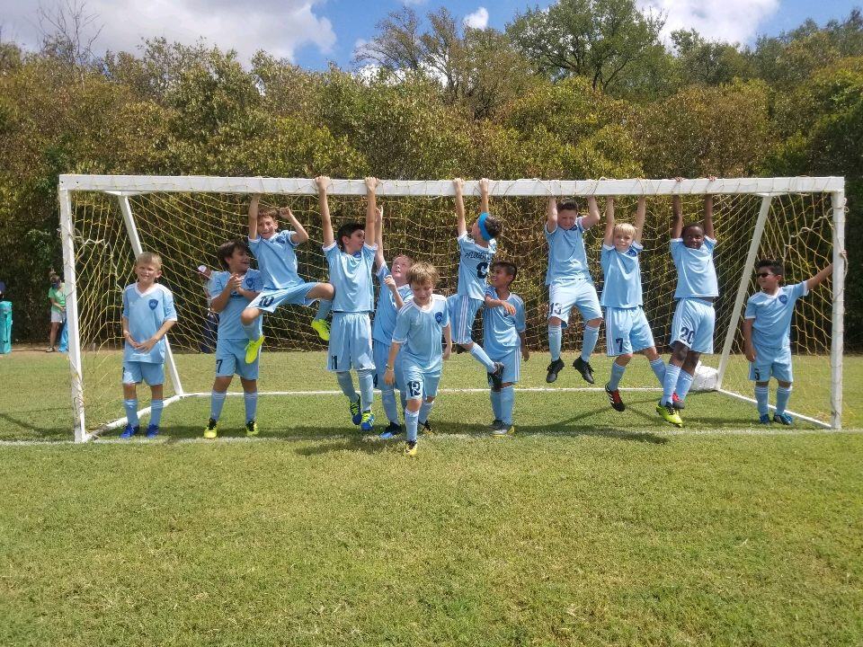Pflugerville FC 2010 Boys White