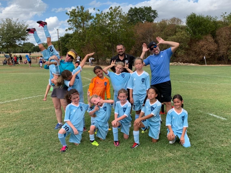 Pflugerville FC 2011 Girls Green