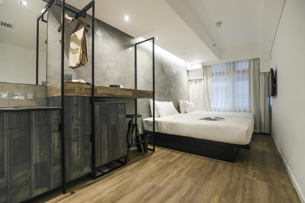Industrial Design Boutique Hotel