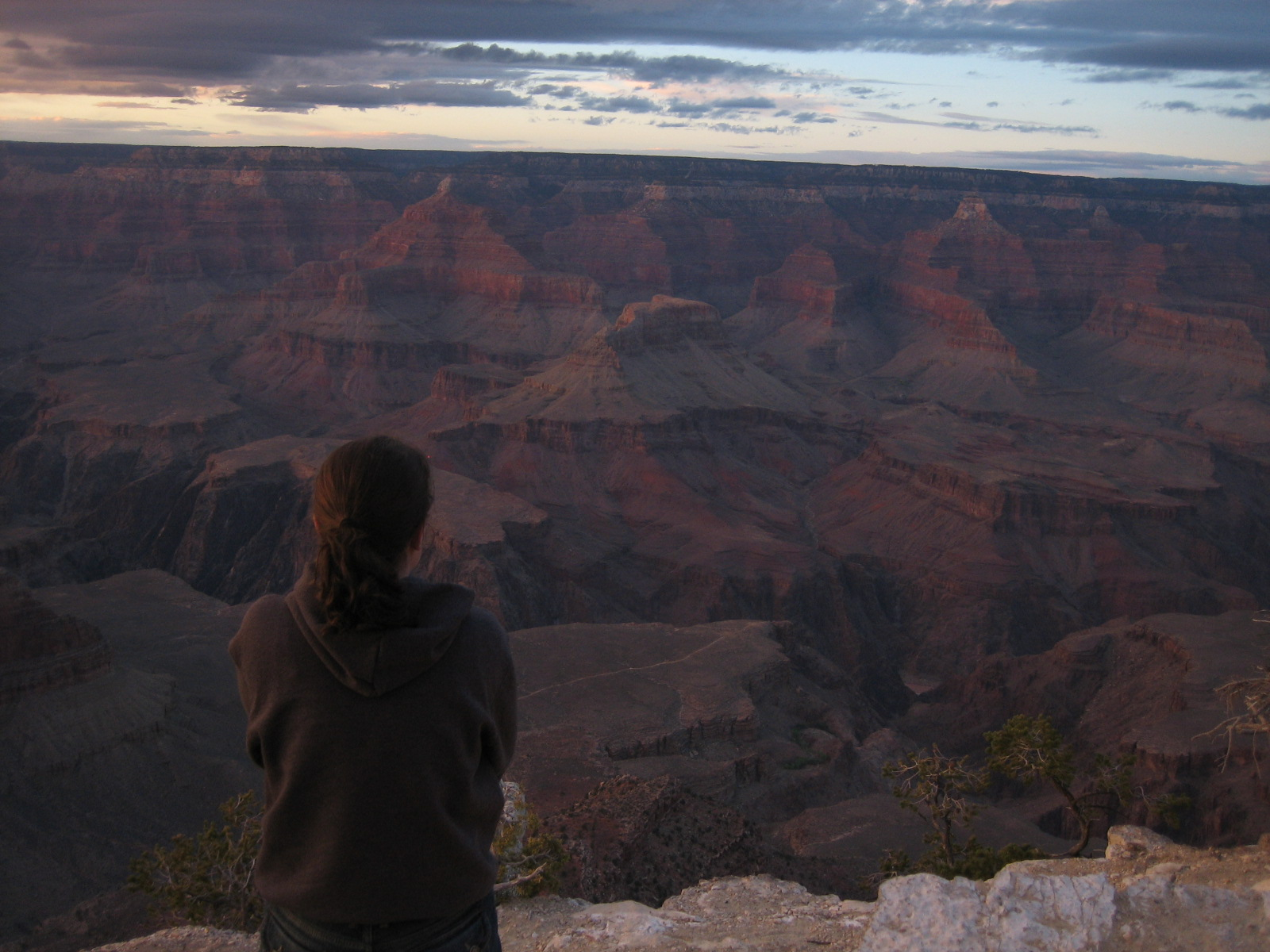 2 looking at the canyon.JPG