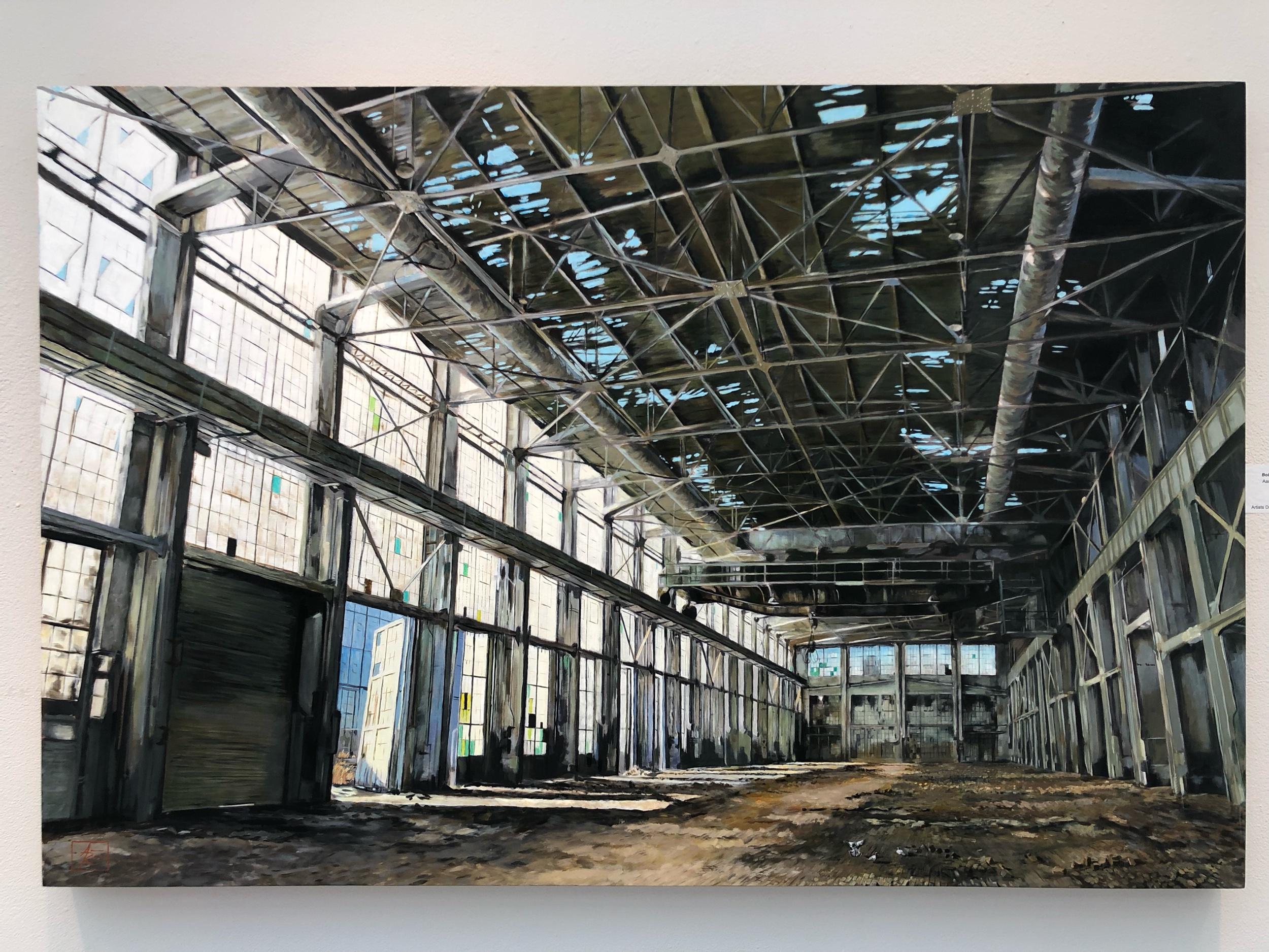 Rail Yards Boiler Shop (2019)