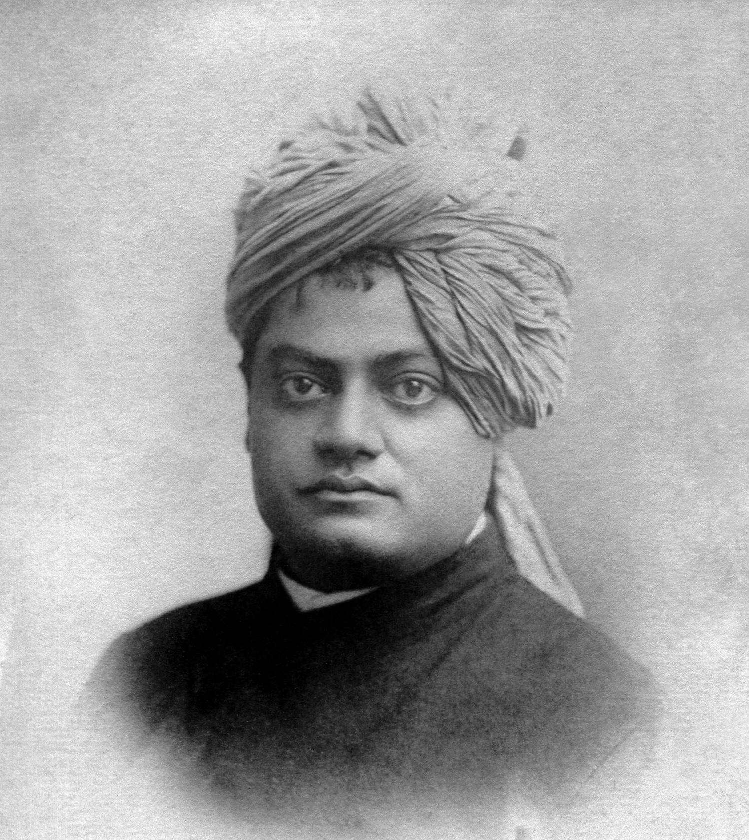 Vivekananda (1893–96)