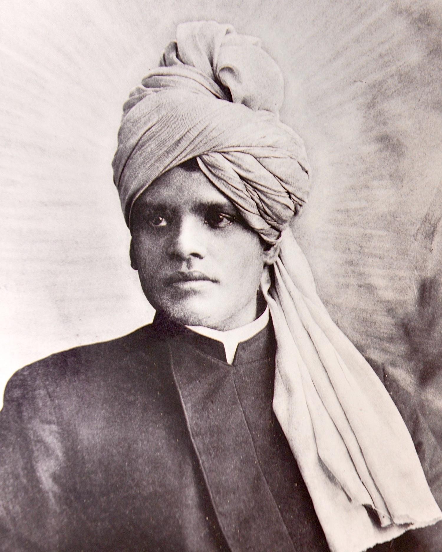 Saradananda (1896–97)