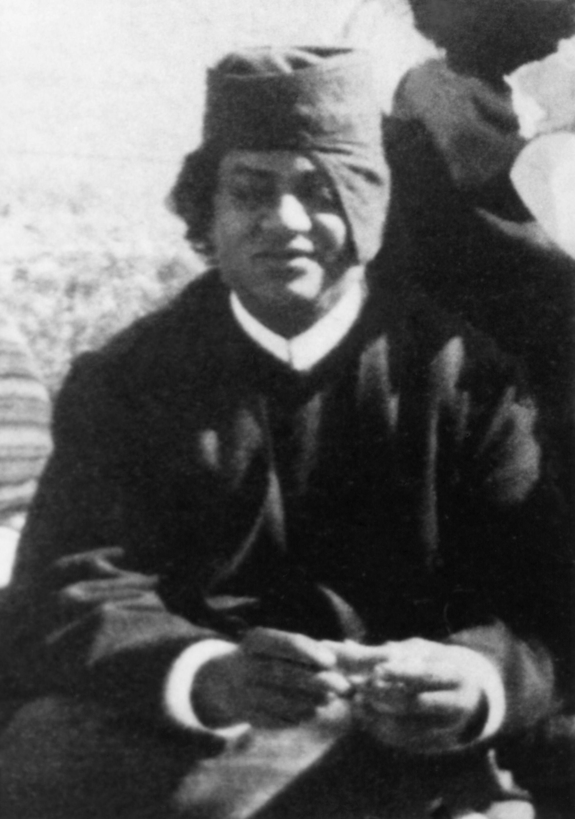 (#85) Crop of Swamiji in #86