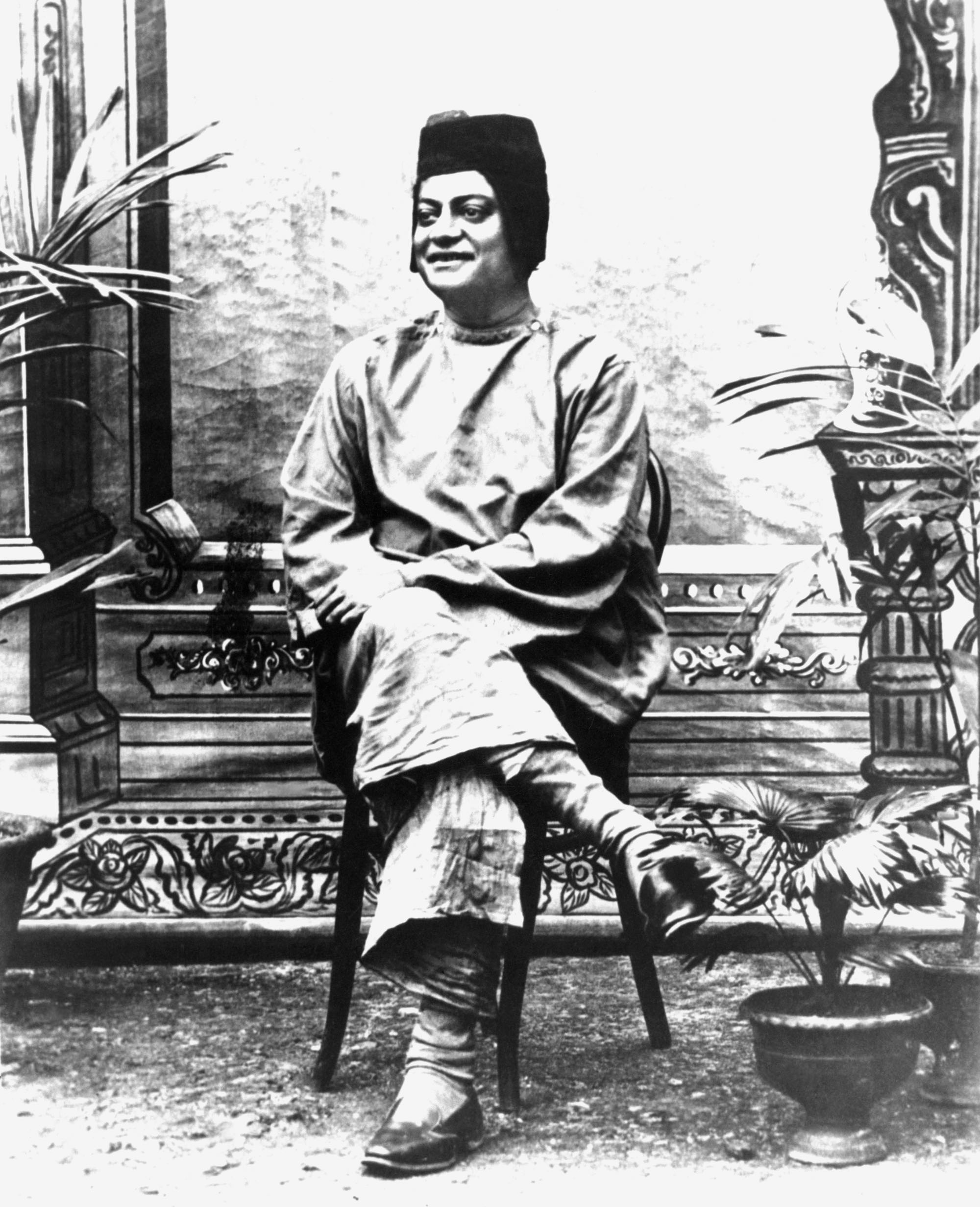 (#99) Shillong, 1901.