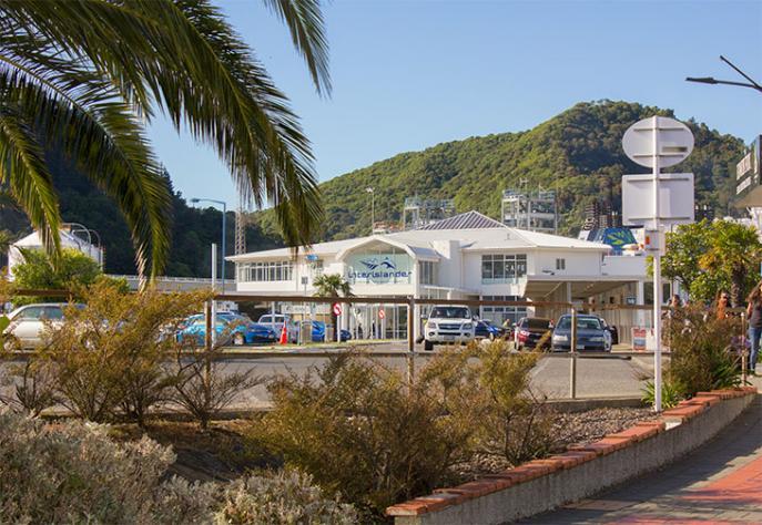 Interislander-Picton-Ferry terminal.jpg