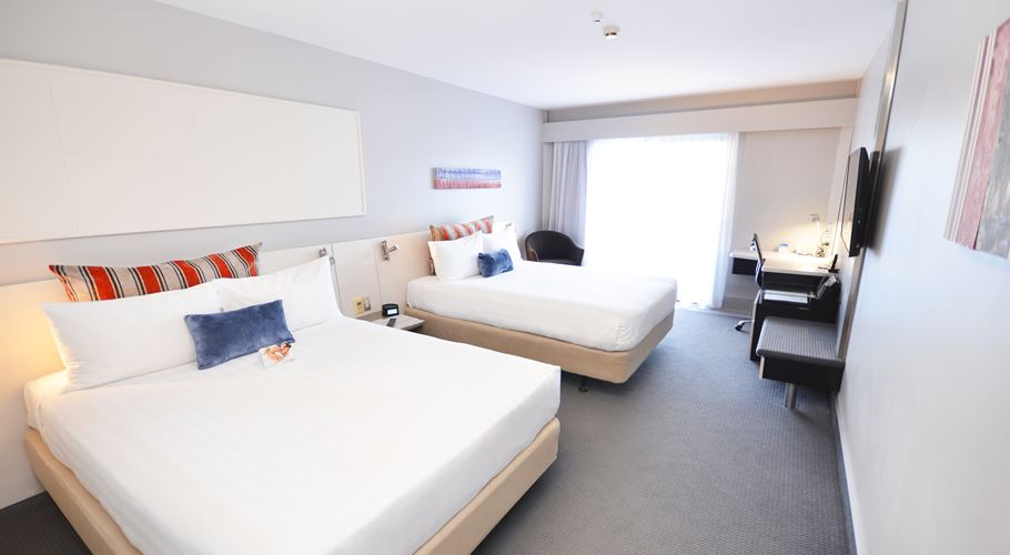 Jet Park Hotel Auckland Airport - Superior Twin Room