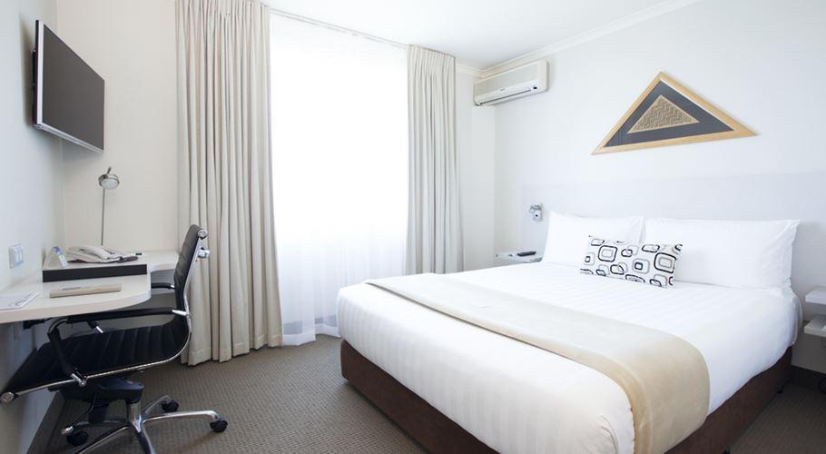 Jet Park Hotel Auckland Airport - Queen Room