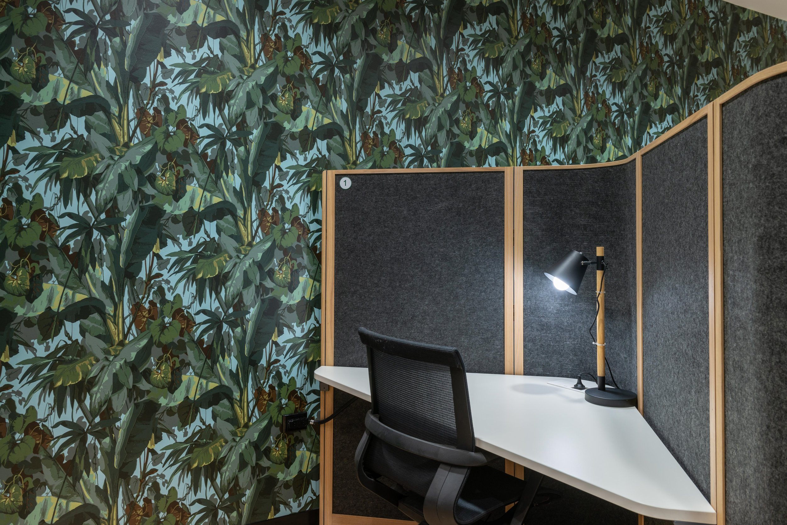 Work Booths: - Hourly Rate - $5.00Daily Rate - $40.00Minimum Booking - 1 HourMembers - Unlimited