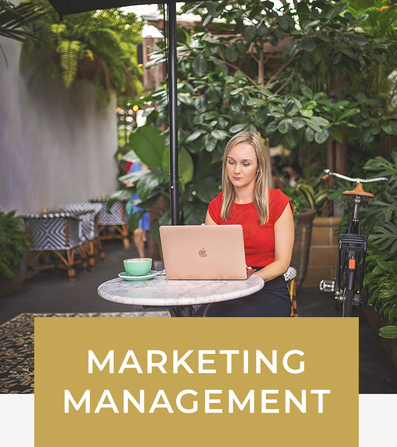 - Get your marketing, content and strategies planned and actioned for you so you can focus on being the best property manager for your landlords and tenants.