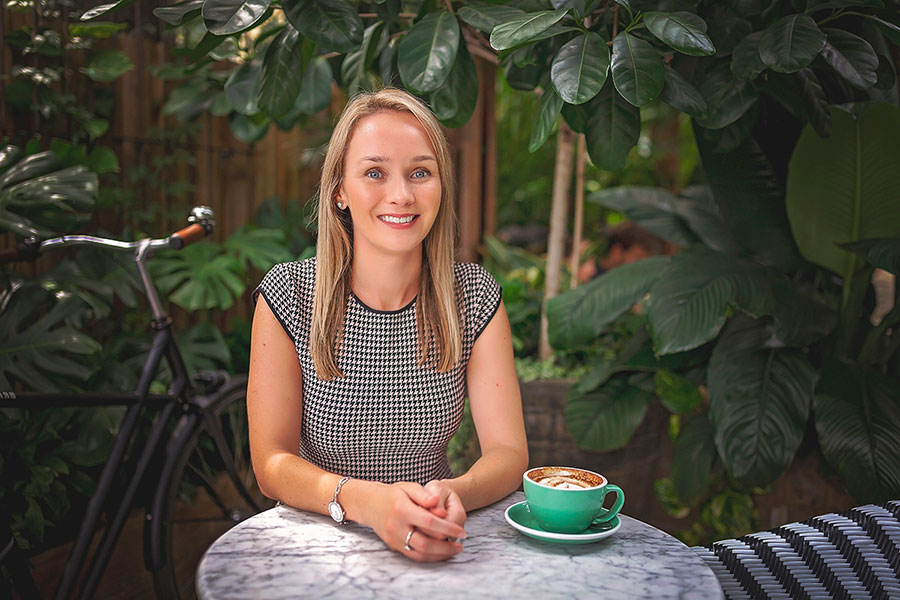 Lauren Robinson –Award Winning Property Manager