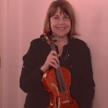 Janet - Ensemble Director & Viola