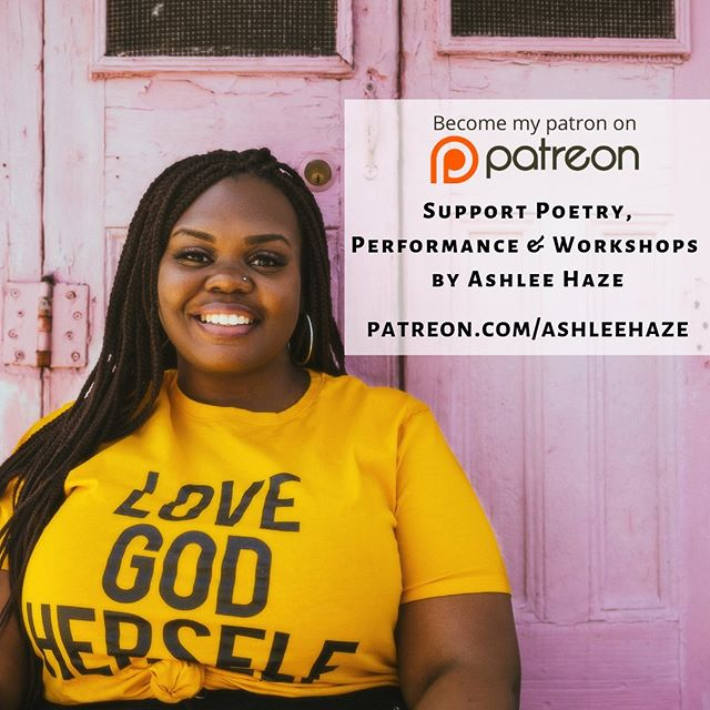 Support Haze's Higher Learning on Patreon today for access to workshops and one-on-one coaching. #patreon #hazeshigherlearning
