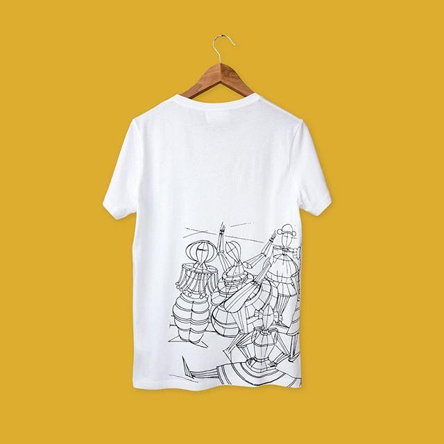"""Sichere dir den Deal der Woche: Über 40% Rabatt auf """"Tanz im Raum"""" T-Shirts! . . . #beltracchi #tshirt #dealderwoche #art #fashion #design"""
