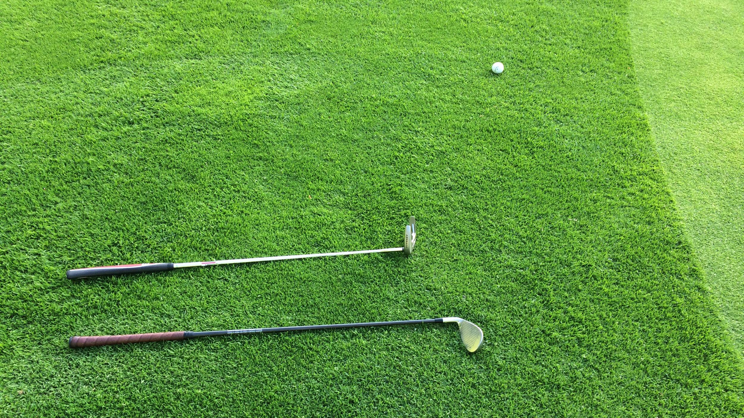 Erbjudande-Nya grepp på golfklubban