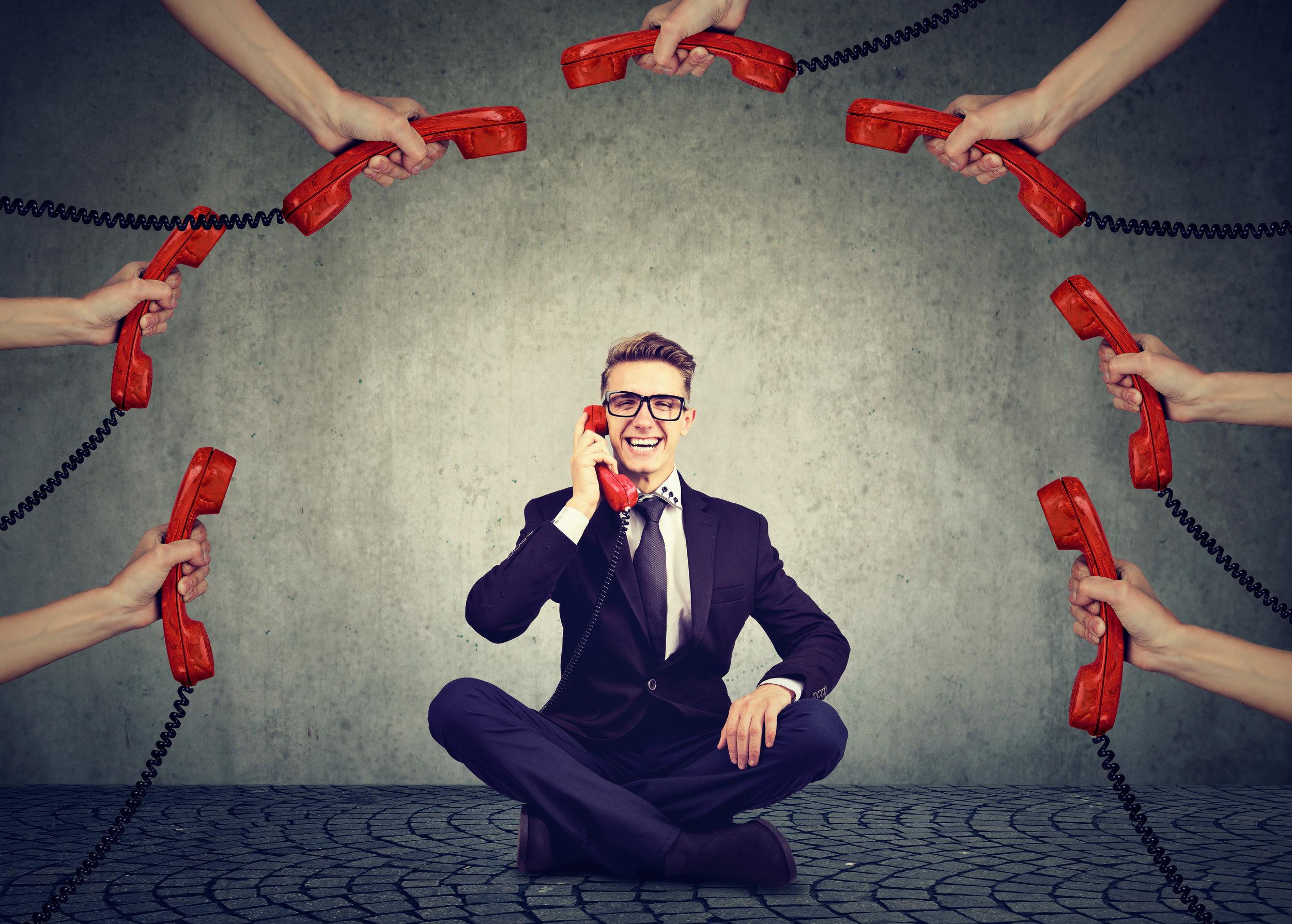 Le changement est constant, êtes-vous prêt ? - Votre équipe grandit ?Votre portefeuille clients aussi ?Il vous faut tout gérer mais votre capacité-temps diminue?