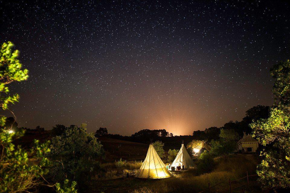 Night view in 'A Terra'