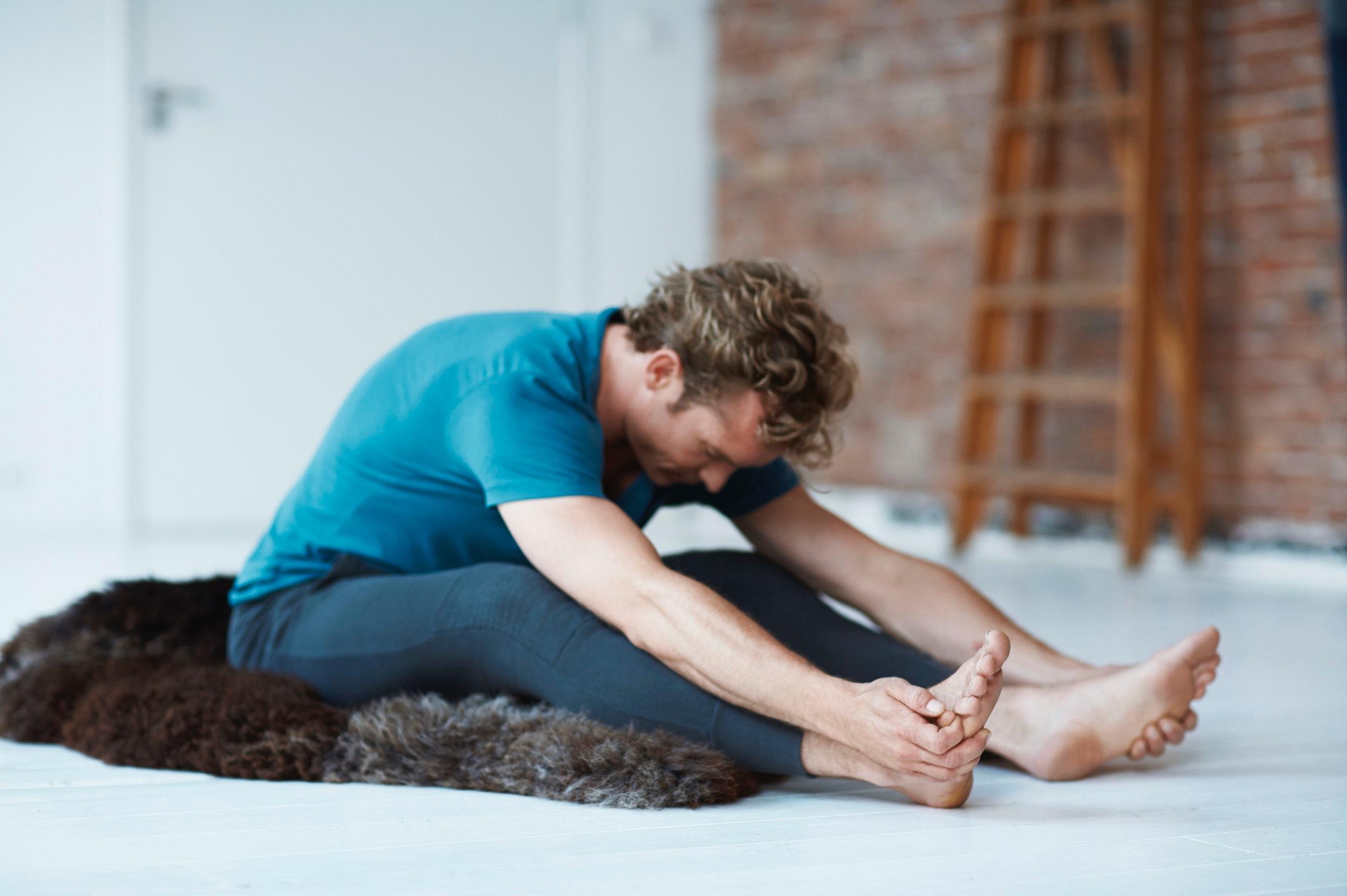 Keep calm… - …and do Yoga