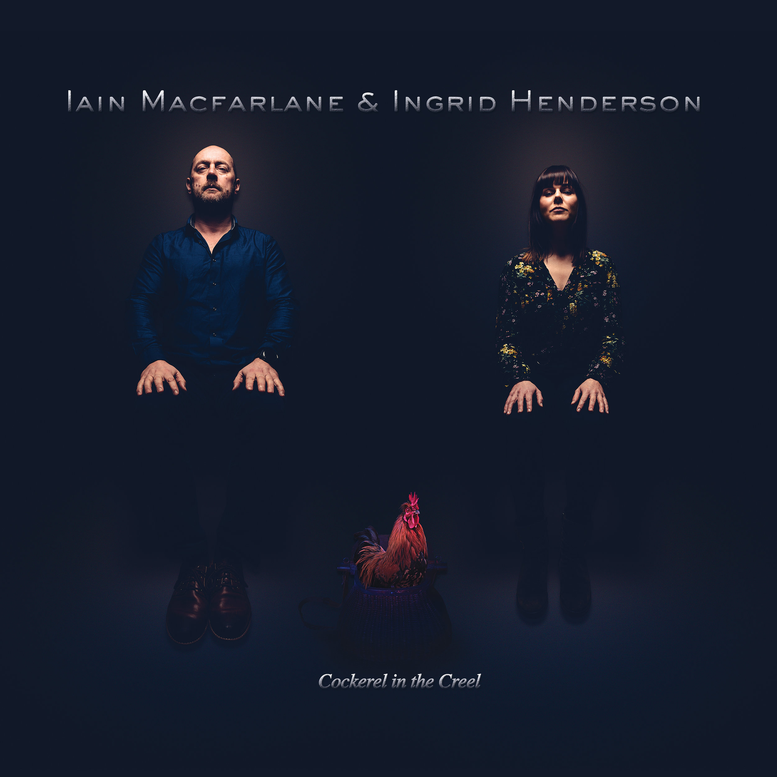 """NEW DUO ALBUM OUT MAY 2019 - The debut album from these two stalwarts of the traditional music will be released on Thursday 9th May. Combining years of experience playing with bands such as Blazin' Fiddles and Cliar, multi-instrumentalists, and stalwarts of the traditional music world, Iain MacFarlane & Ingrid Henderson create a sound which is reflective of the stunning, culture-rich Lochaber area they grew up in. Based mainly on harp and fiddle, and mixing traditional and newly written material, they combine rousing marches, jigs and reels with poignant slow airs of love and loss, giving the listener a unique insight into the rich culture of the West Highlands. The album was recorded in their Old Laundry Studio, Glenfinnan.""""Stories of the derivation of tunes and recollections enrich MacFarlane's superbly fluent, always expressive way with a melody"""" Rob Adams, The Herald""""Ingrid is a musician of quite outstanding calibre, a virtuoso in terms of sensibility."""" Living Tradition"""