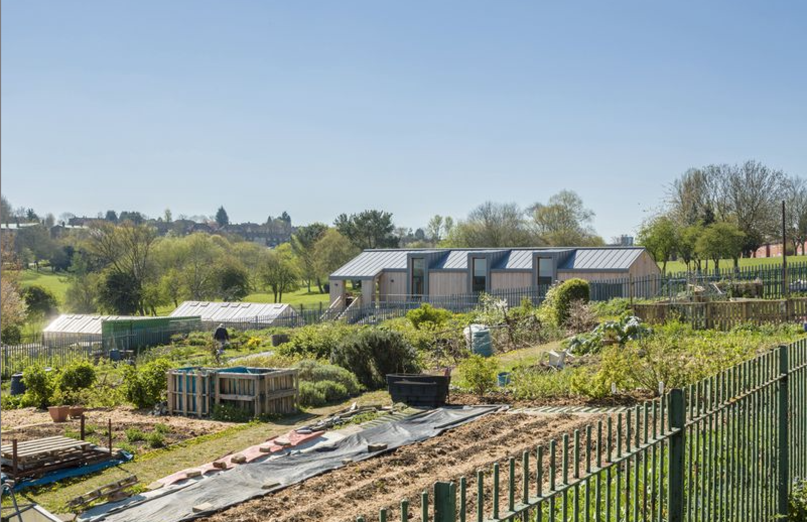 A Community Kitchen + Garden For Croydon - Incredible indoor and outdoor space to learn, grow and enjoy.