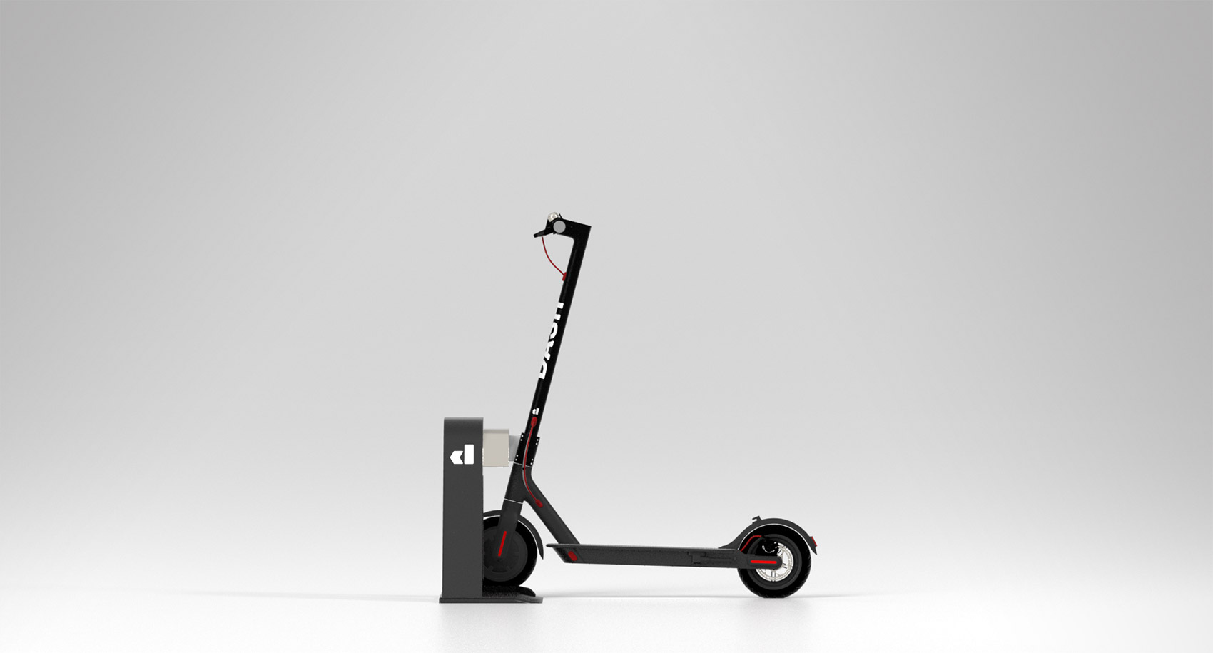 Dock Scooter