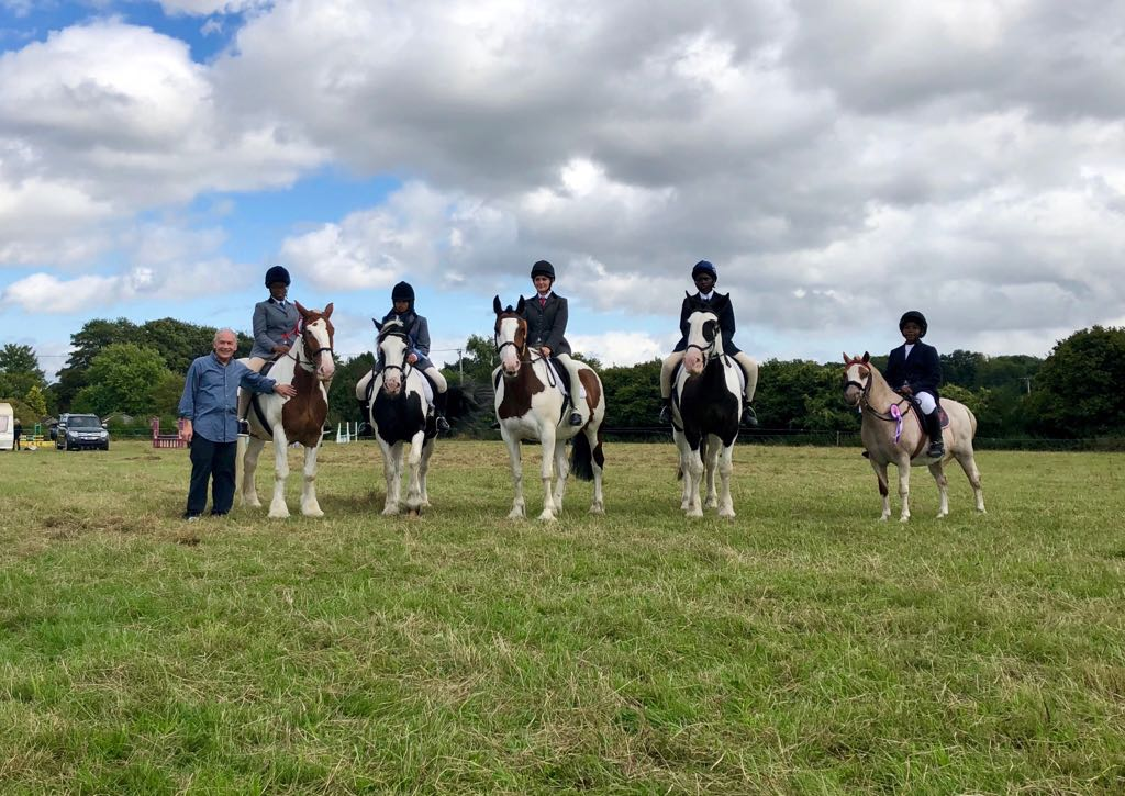 Hampshire show group shot.jpg