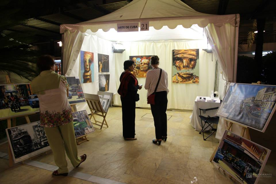 Art in Marbella FIAM 2013