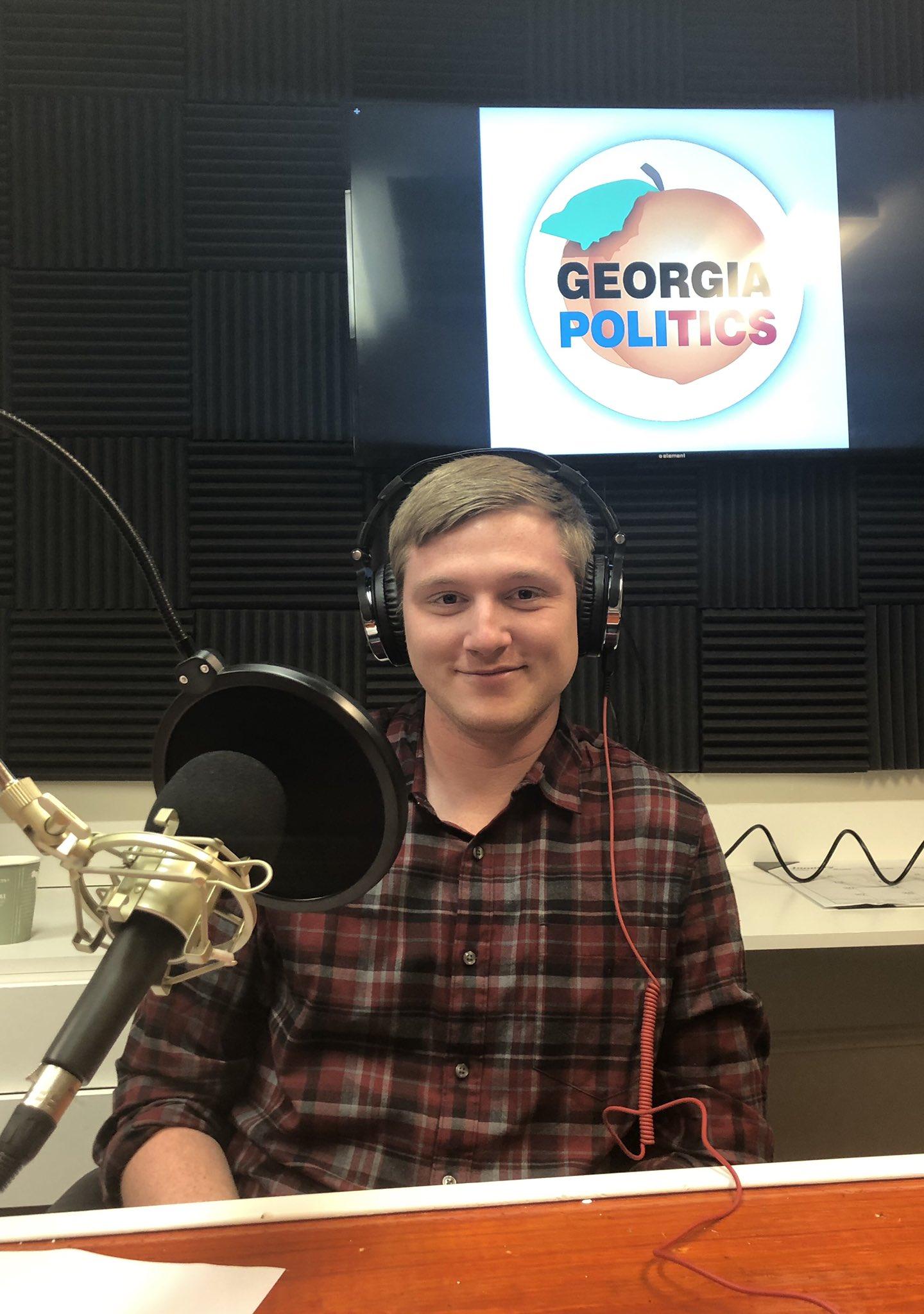Preston also hosts the Georgia Politics Podcast with the Appen Media Network.