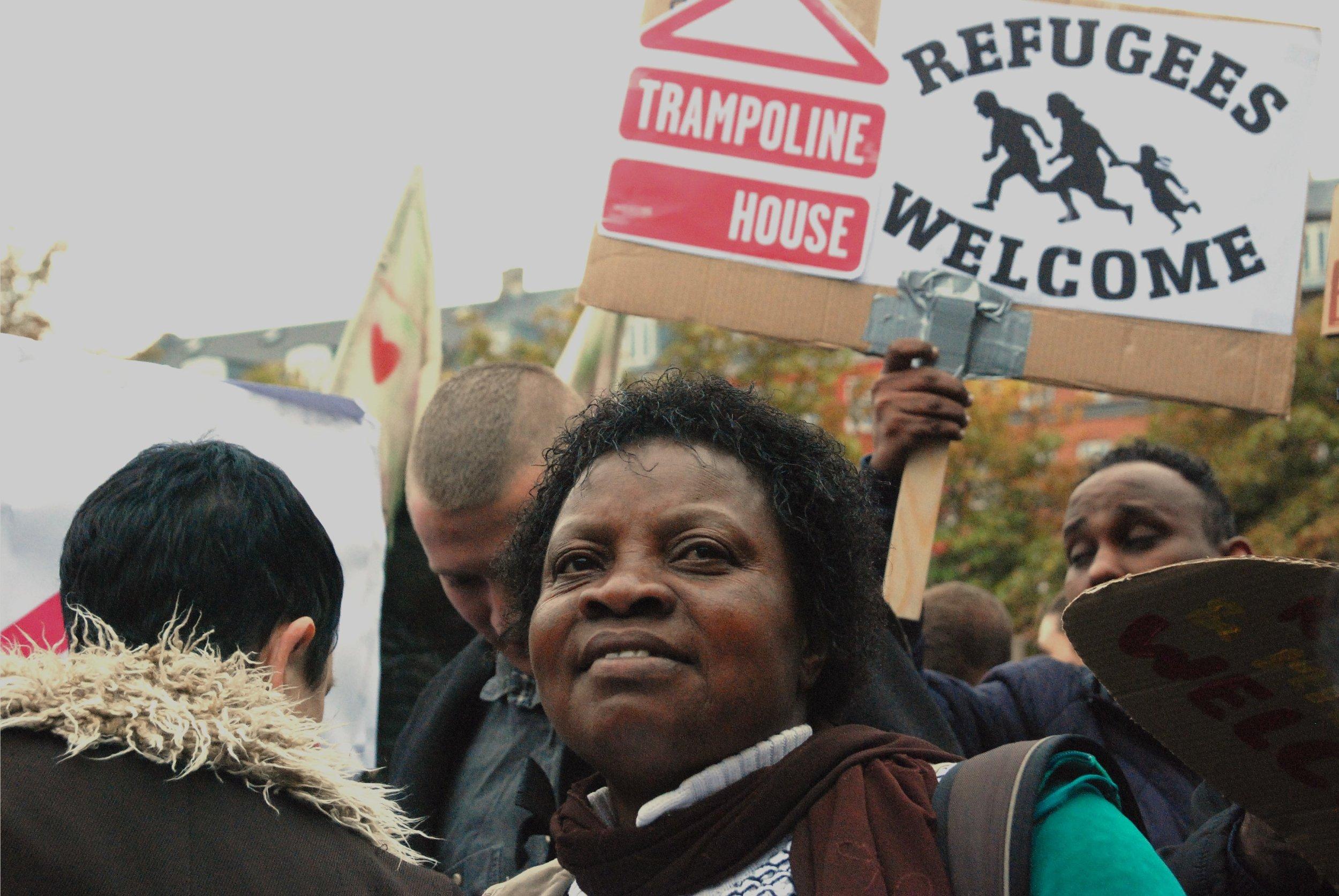 Refugee Justice Trampolinhuset
