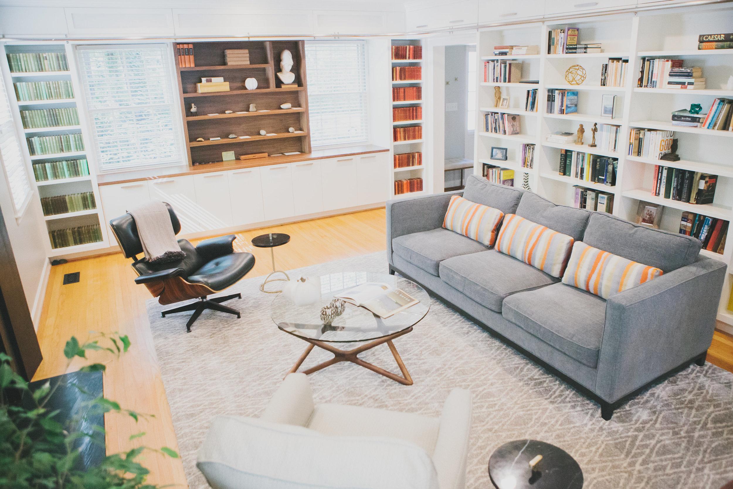 Duke Forest Modern Family Home
