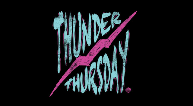 Thunder Thursday - When the sun goes down, the drink prices drop. Thunder Thursday's are known for $1 Coors Lights, $2 Blue Moons, $1 Kamikazi & SoHo N' Lime Shots. Whether you want to dance all night inside to one of the areas hottest DJ's or hang outside by the Tiki Bar, this night is one you wont forgetLocation: Inside and OutsideWhen: Every Thursday May 16 - August 29, 10pm-2am