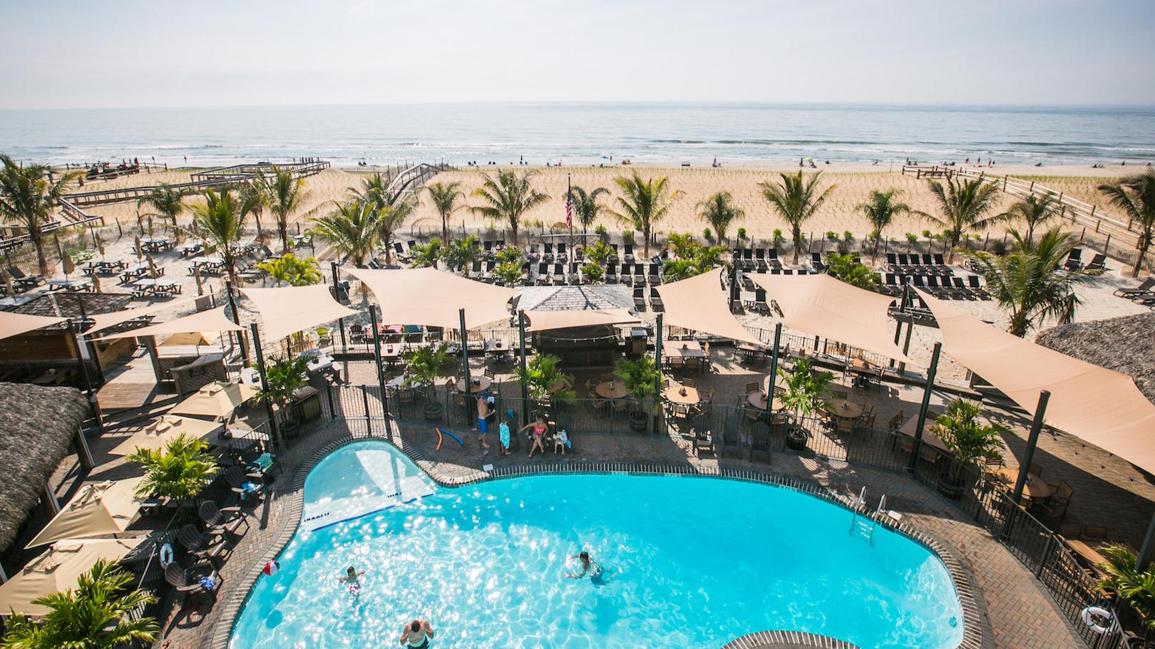The Sea Shell Resort & Beach Club - Long Beach Island's Premier