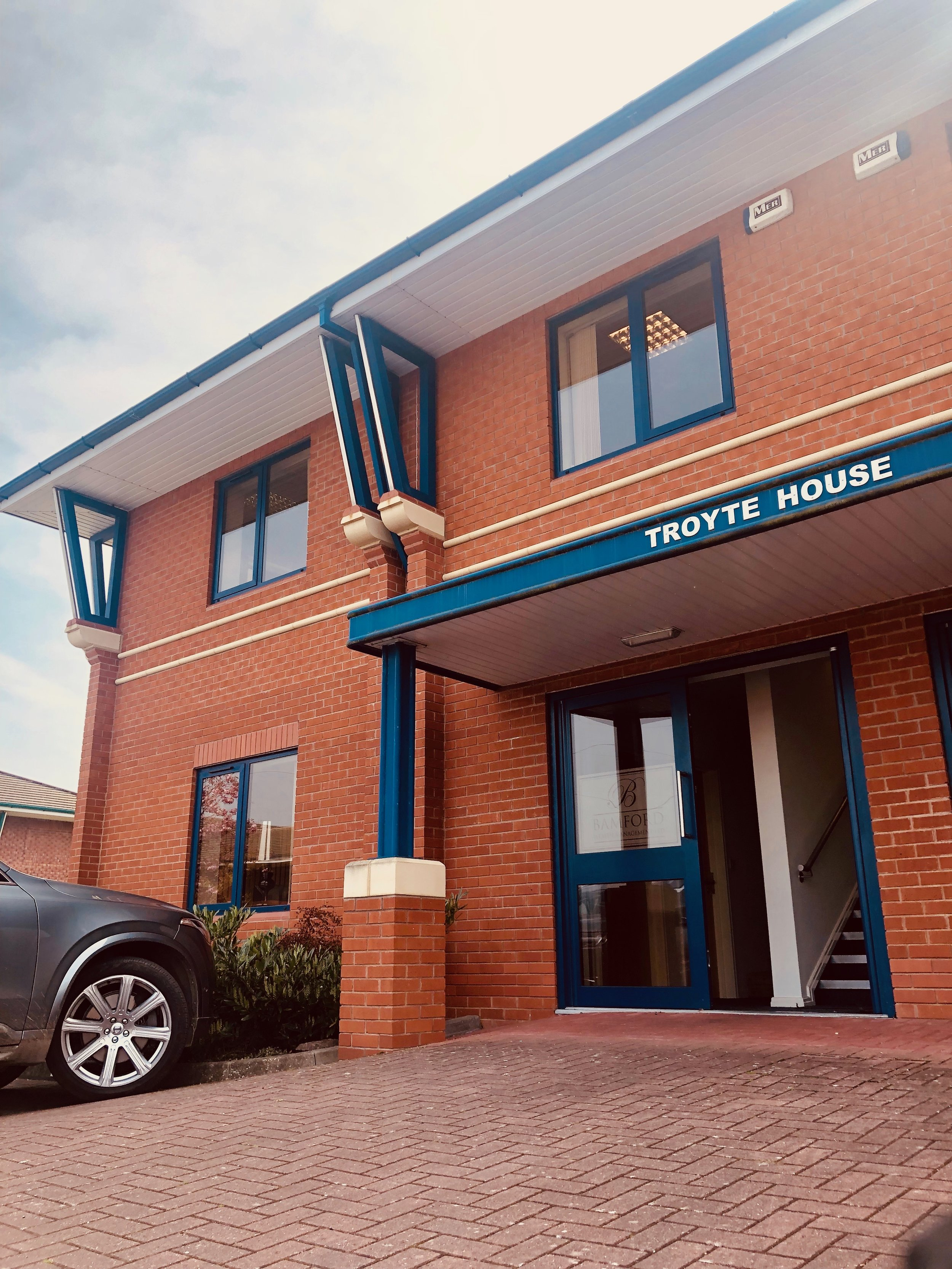 Our Offices - We are based in the EnigmaCommercial Centrein Malvern