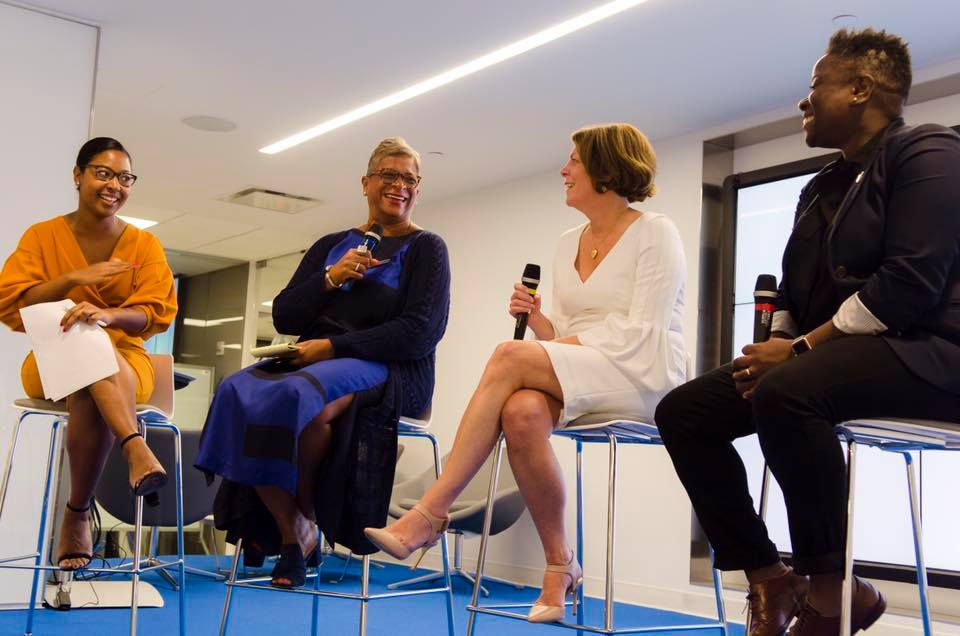 "VIVA WOMEN OF COLOR - At Publicis Health, we encourage open and candid dialogue about all aspects of diversity and inclusion. Recent programs include a panel discussion, ""For Black Women Who've Considered the C-Suite"" and speed mentoring for women of color."
