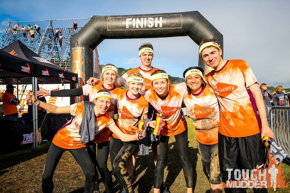 MULTIPLE SCLEROSIS SOCIETY—UK - In 2018, Publicis Health UK entered into a three-year partnership with the MS Society to help raise awareness of the condition. In the first year alone, we raised more than £13,000 for the charity through various fundraising initiatives.