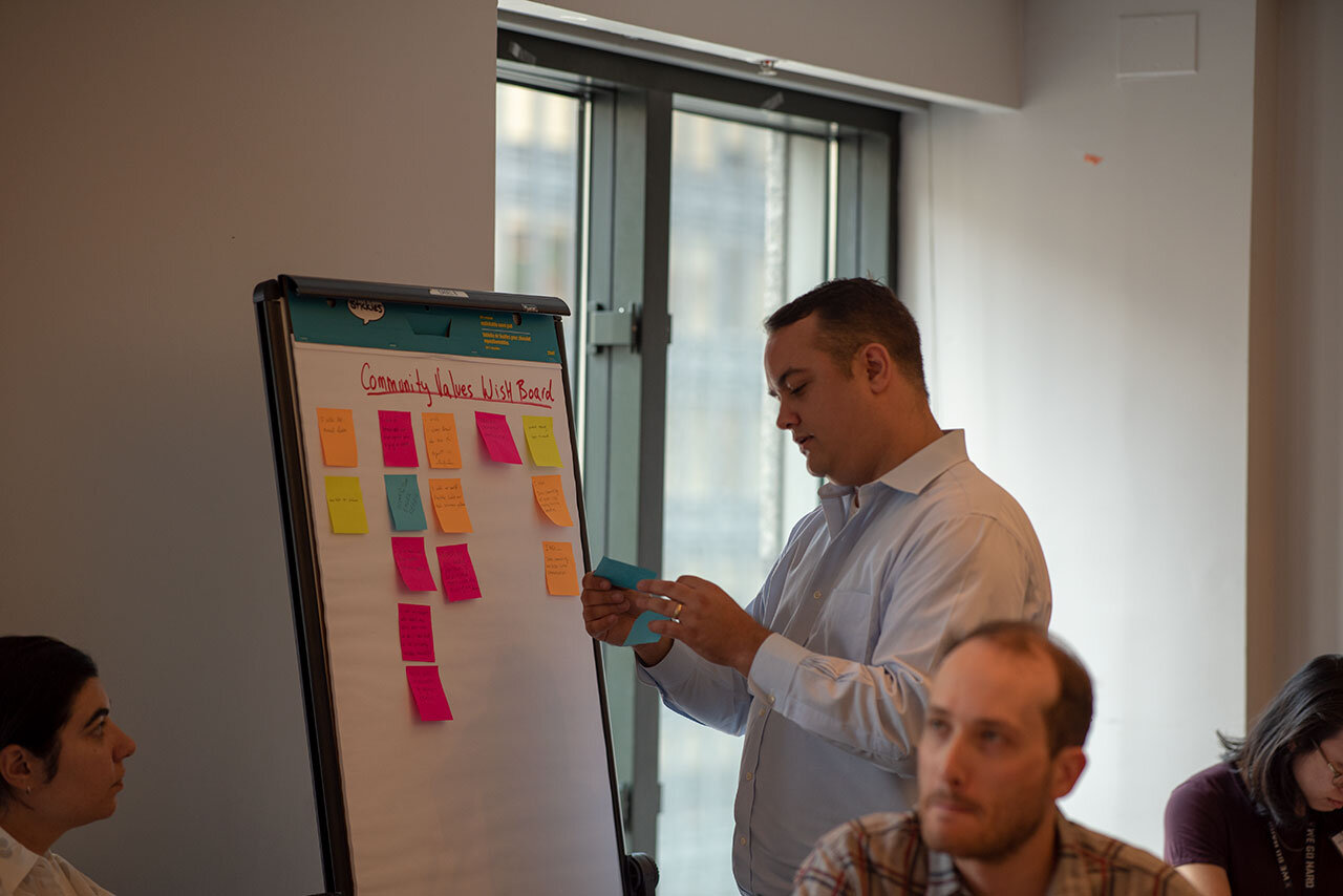 Kevin Troyanos, Head of Analytics, Saatchi & Saatchi Wellness, at the Publicis Health 2019 Data & Analytics Summit.