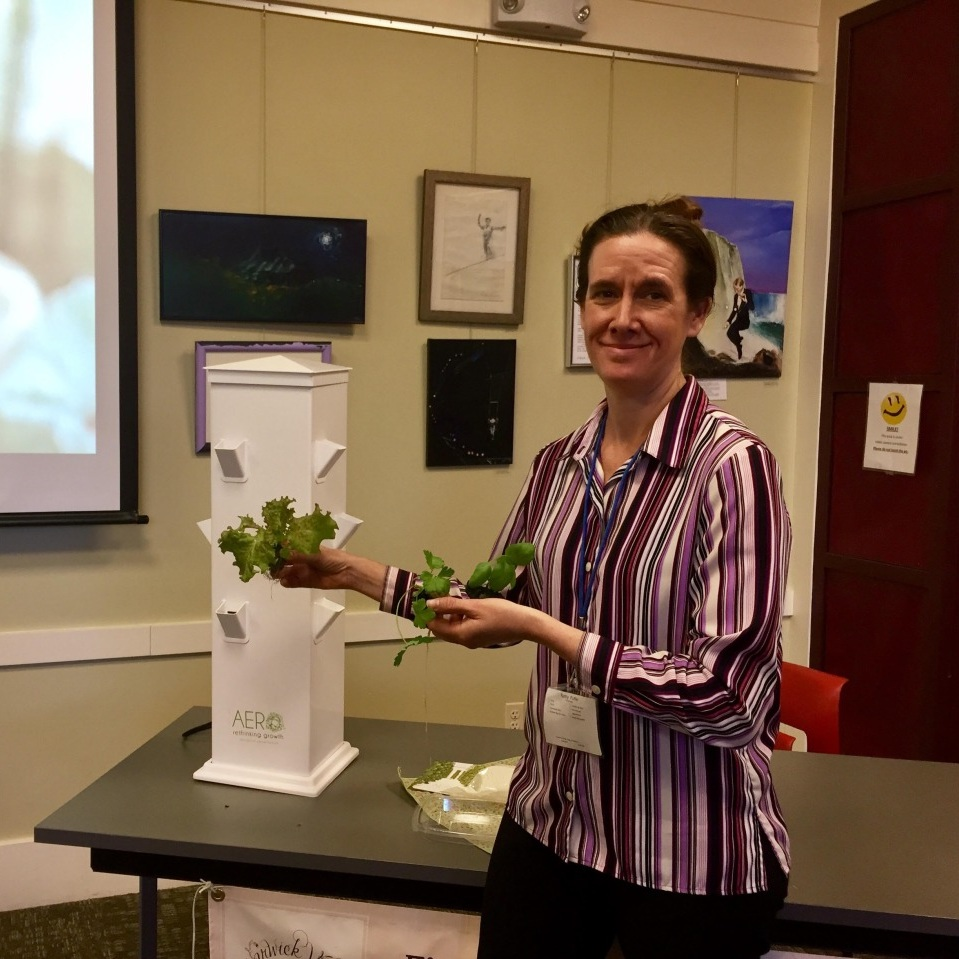 Kathy's Bioponics Research