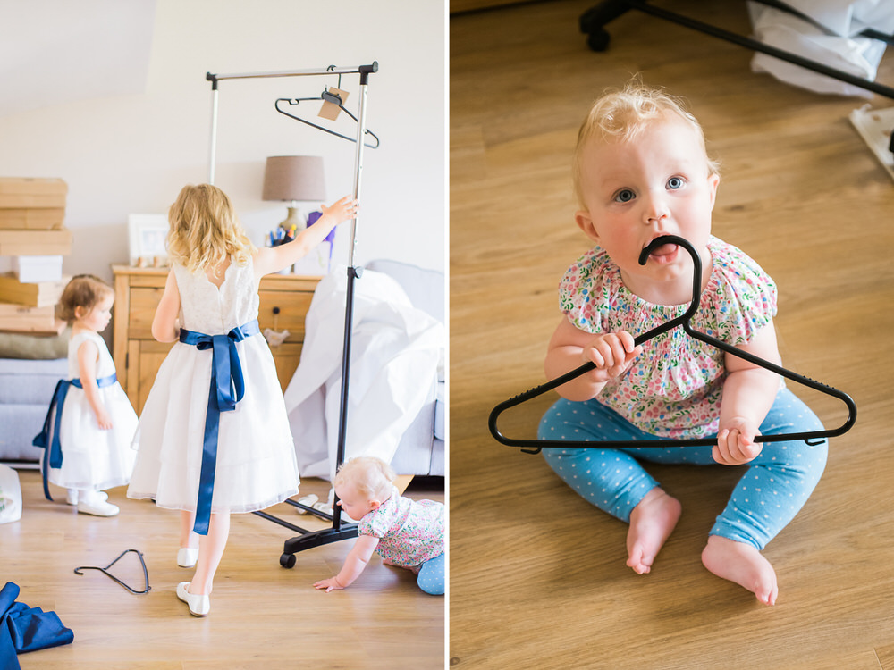 Flower-girls-play-with-a-child-before-a-wedding-in-Cheltenham.jpg