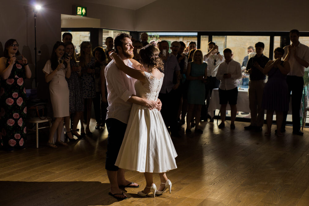 Special-Day-Photography-The-Barn-At-Upcote-Cheltenham-First-dance-at-The-Barn-At-Upcote-Flash-photography-at-a-wedding-first-dance.jpg