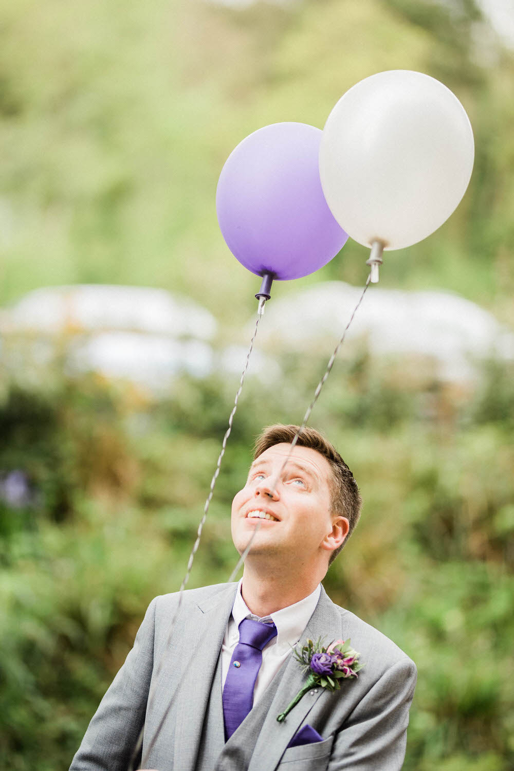 Special-Day-Photography-Egypt-Mills-Hotel-Stroud-Purple-themed-wedding-decor-Purple-and-silver-wedding-balloons.jpg